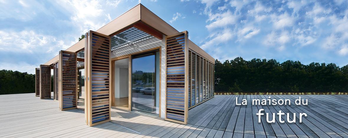 La maison du futur - Maison du futur ecologique ...